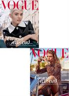 Vogue Russian Magazine Issue NO 3