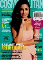 Cosmopolitan German Magazine Issue NO 4