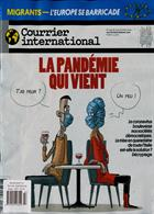 Courrier International Magazine Issue NO 1532