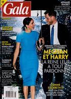 Gala French Magazine Issue NO 1396