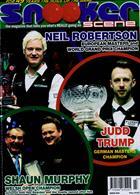 Snooker Scene Magazine Issue MAR 20