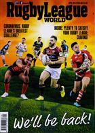 Rugby League World Magazine Issue APR 20
