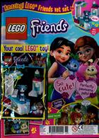 Lego Friends Magazine Issue NO 69