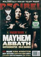 Decibel Magazine Issue MAR 20