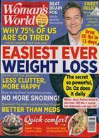 Womans World Magazine Issue 10 FEB 20