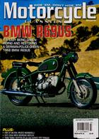 Motorcycle Classics Magazine Issue MAR-APR