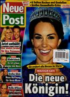 Neue Post Magazine Issue NO 12
