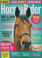 Horse & Rider Magazine Issue SPRING