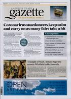 Antique Trades Gazette Magazine Issue 21/03/2020
