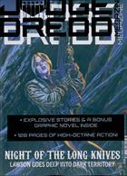 Judge Dredd Megazine Magazine Issue NO 418