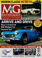 Mg Enthusiast Magazine Issue APR 20