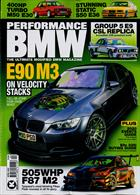 Performance Bmw Magazine Issue APR 20
