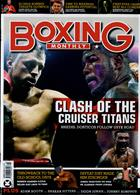 Boxing Monthly Magazine Issue MAR 20