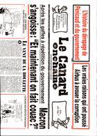 Le Canard Enchaine Magazine Issue 77