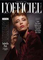 L Officiel Italia Magazine Issue 31