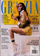 Grazia Italian Wkly Magazine Issue NO 13