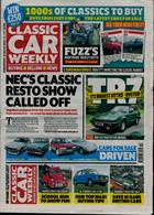 Classic Car Weekly Magazine Issue 18/03/2020