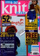Knit Now Magazine Issue NO 114