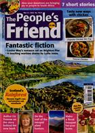 Peoples Friend Magazine Issue 21/03/2020