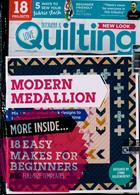 Love Patchwork Quilting Magazine Issue NO 85