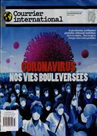 Courrier International Magazine Issue NO 1533