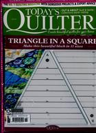 Todays Quilter Magazine Issue NO 60
