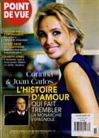 Point De Vue Magazine Issue NO 3739