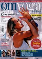 Om Yoga Lifestyle Magazine Issue APR 20