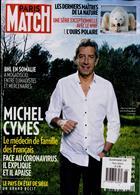 Paris Match Magazine Issue NO 3698