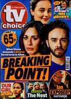 Tv Choice England Magazine Issue NO 13