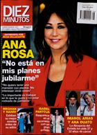 Diez Minutos Magazine Issue NO 3578