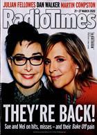 Radio Times South Magazine Issue 21/03/2020