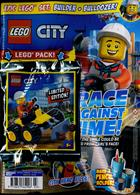 Lego City Magazine Issue NO 25