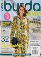 Burda Style German Magazine Issue NO 3