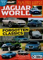 Jaguar World Monthly Magazine Issue SPRING