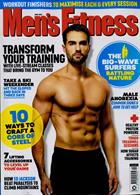 Mens Fitness Magazine Issue APR 20