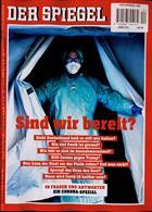 Der Spiegel Magazine Issue NO 12