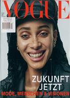 Vogue German Magazine Issue NO 3