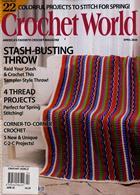 Crochet World Magazine Issue APR 20