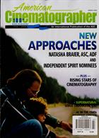 American Cinematographer Magazine Issue MAR 20