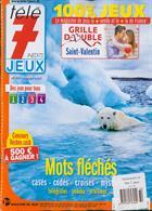 Tele 7 Jeux Magazine Issue 72