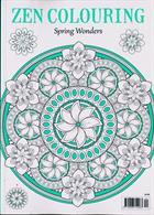 Zen Colouring Magazine Issue NO 40