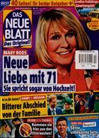 Das Neue Blatt Magazine Issue NO 13