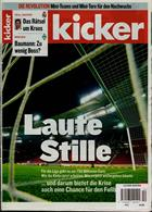Kicker Montag Magazine Issue NO 12