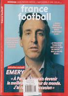 France Football Magazine Issue 46