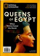 National Geographic Coll Magazine Issue QUEENEGYPT