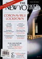 New Yorker Magazine Issue 30/03/2020