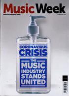 Music Week Magazine Issue 24/03/2020