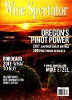 Wine Spectator Magazine Issue MAR 20