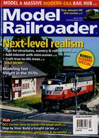 Model Railroader Magazine Issue MAR 20